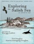 Exploring the Salish Sea book artwork Margy Gates